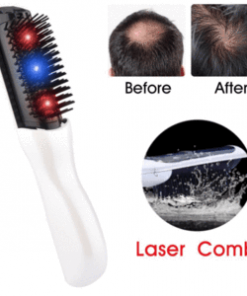 laser hair growth comb.