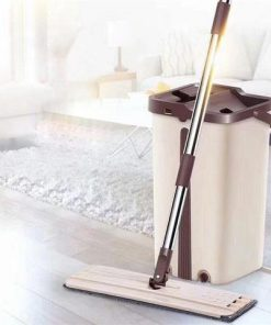 Easy-Clean Mopping System