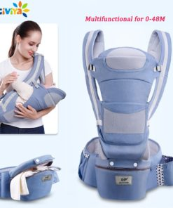 0-48M Ergonomic front facing Baby Carrier for Baby Travel