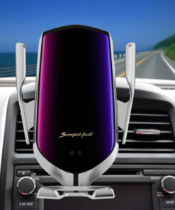 Automatic Sensor Wireless Car Charger and Phone Holder