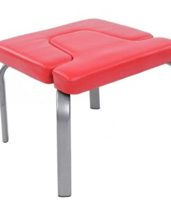 Yoga Chair Headstand Stool Ultralight Yoga Chair Inversion Bench Headstander Fitness Kit Red 1