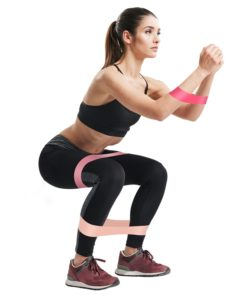 5 Pieces/Set Fitness Resistance Exercise Stretch Band