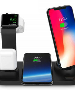 4 In 1 Wireless Charger Dock Station 1