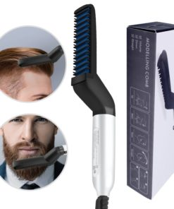 Beard Straightener Comb Hair Styler 1