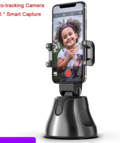 Portable All-in-one Auto Smart Shooting Phone Holder