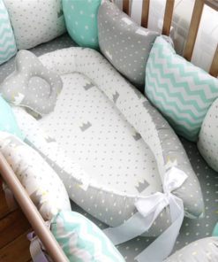 Cozy Portable Baby Nest Bed 1