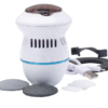 ELECTRIC CALLUS REMOVER - BUILT-IN VACUUM RECHARGEABLE MOTORIZED FEET FOOT PEDICURE TOOL EXFOLIATION DEAD SKIN
