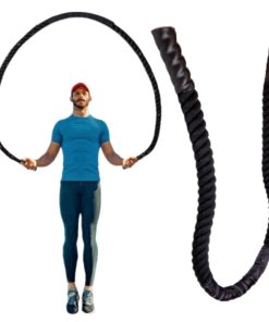 25mm Fitness Heavy Jump Rope  1