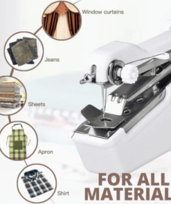 Portable Handheld Sewing Machines Kit  40